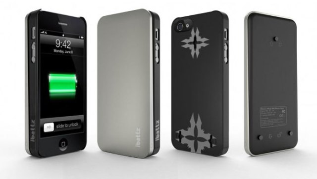 mojo hi5 powerbank battery case for iphone 5. Black Bedroom Furniture Sets. Home Design Ideas