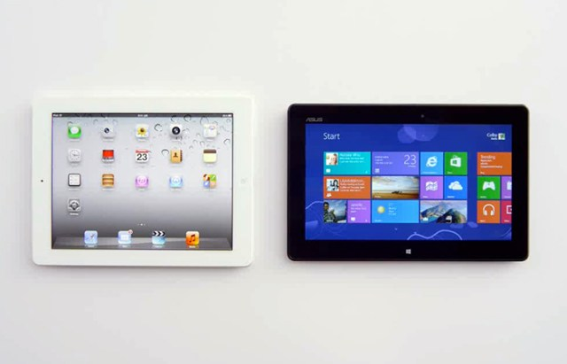 Microsoft Releases A New Ipad Vs Windows 8 Tablet