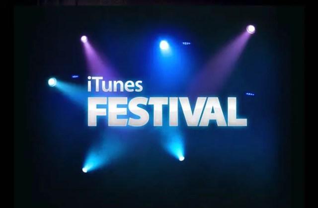 itunes-festival-FSMdotCOM