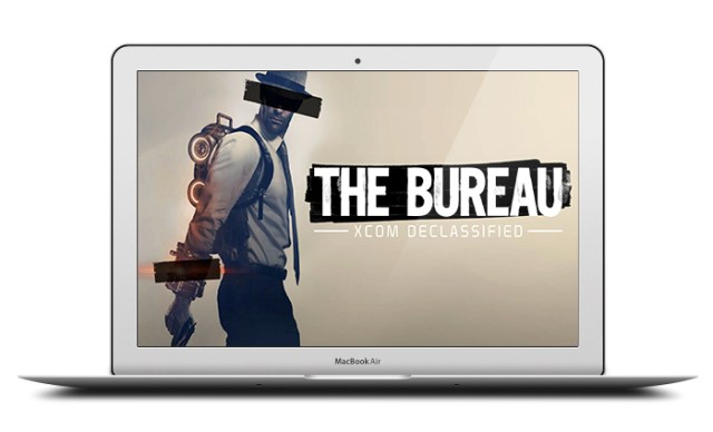 39 the bureau xcom declassified 39 is now available on the mac app store video. Black Bedroom Furniture Sets. Home Design Ideas