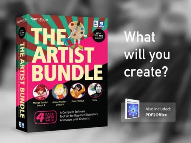 the-artist-bundle-FSMdotCOM