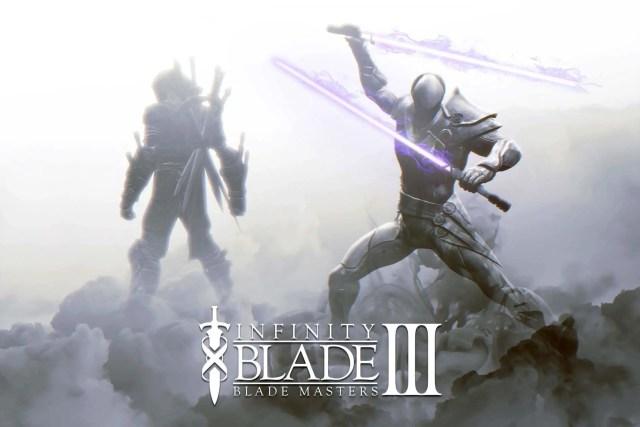 infinity-blade-III-blade-masters-iOS-FSMdotCOM
