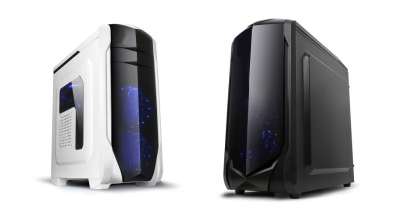 X2 SPITZER Gaming Chassis Series