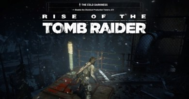 Rise Of The Tomb Raider Cold Darkness Awakened Walkthrough