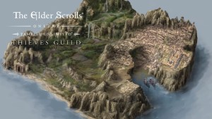 The Elder Scrolls Online Tamriel Unlimited Thieves Guild