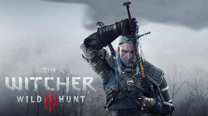 The Witcher 3 Won Game of The Year Award