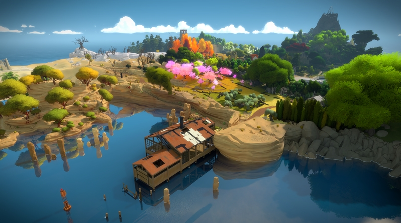 Best PS4 Games You Must Play - The Witness