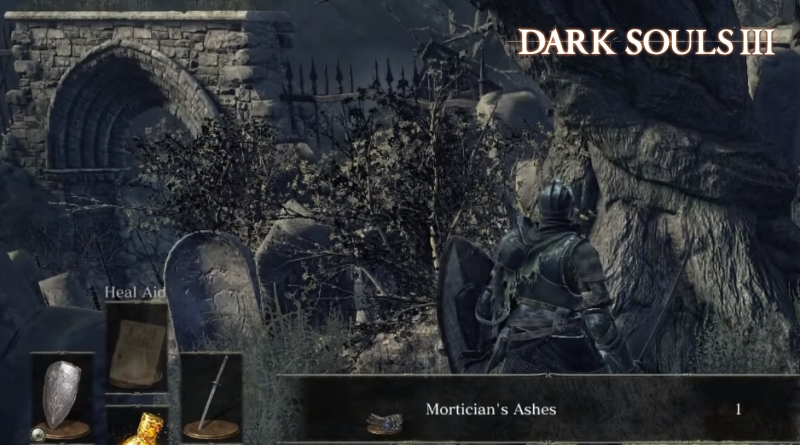 Dark Souls 3 Umbral Ashes Location Guide