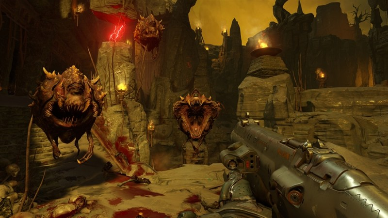 Doom - Deviates Too Much From The Franchise Formula