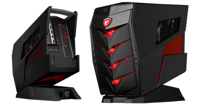 MSI Launches The New Gaming Desktop Generation MSI Aegis