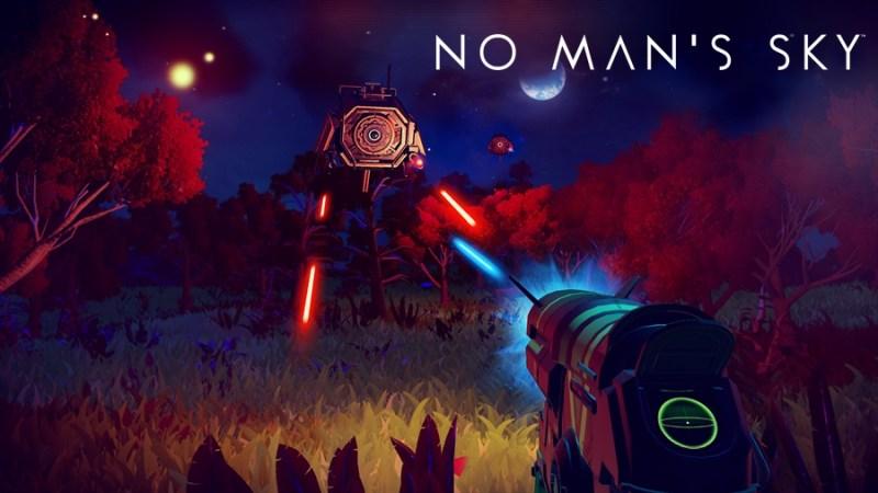 No Man's Sky's Weapon Multi-Tool