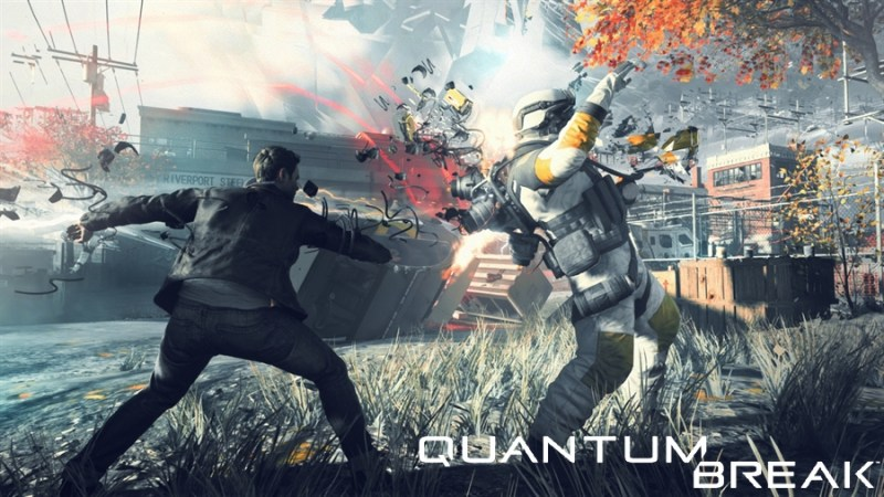 Quantum Break - A Game Or A TV Show