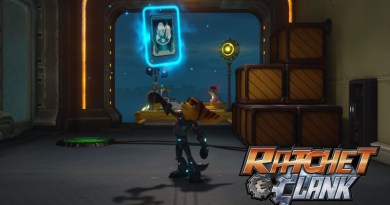 Ratchet and Clank RYNO Holocard Set Location Guide