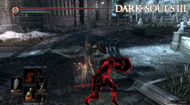 Tips and Tricks Dark Souls 3 Doesn't Tell You - Parry Effectively