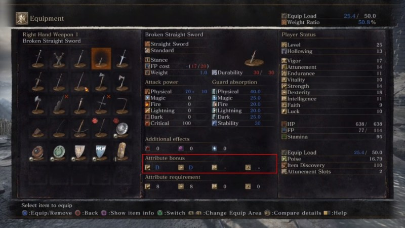 Weapon Upgrade - Dark Souls 3 Beginner's Guide