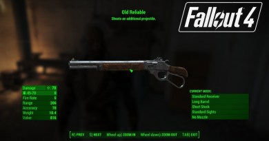 Fallout 4 Far Harbor Old Reliable Location