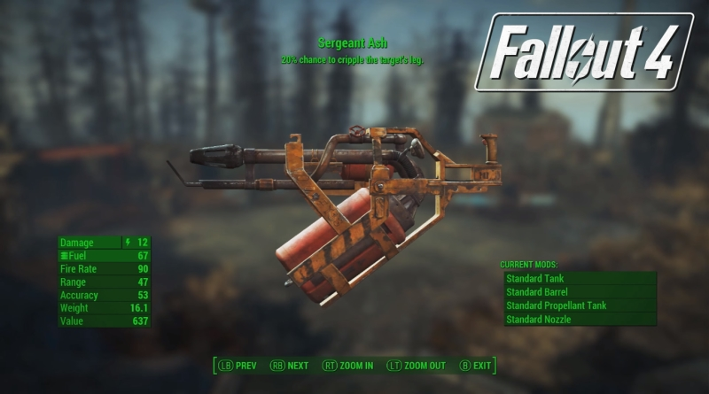 Fallout 4 Far Harbor Sergeant Ash Location