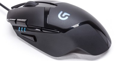 Logitech Hyperion Fury Best Gift for Gamers Under $50