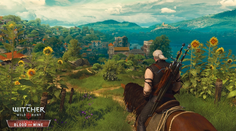 The Witcher 3 Blood and Wine DLC