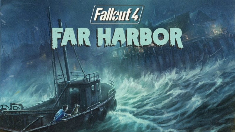 Top 10 Best Video Games - Fallout 4 Far Harbor DLC