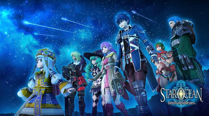 Top 10 Video Games Coming in June - Star Ocean Integrity and Faithlessness