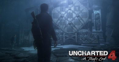 Uncharted 4 A Thief's End Bucket and Cross Trial Puzzle