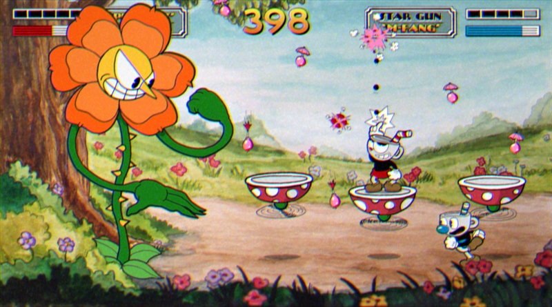 Xbox One Best Games of 2016 - Cuphead