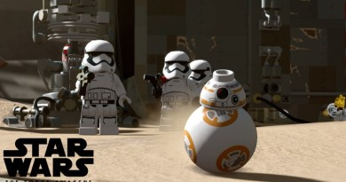 E3 2016 Lego Star Wars The Force Awakens Trailer