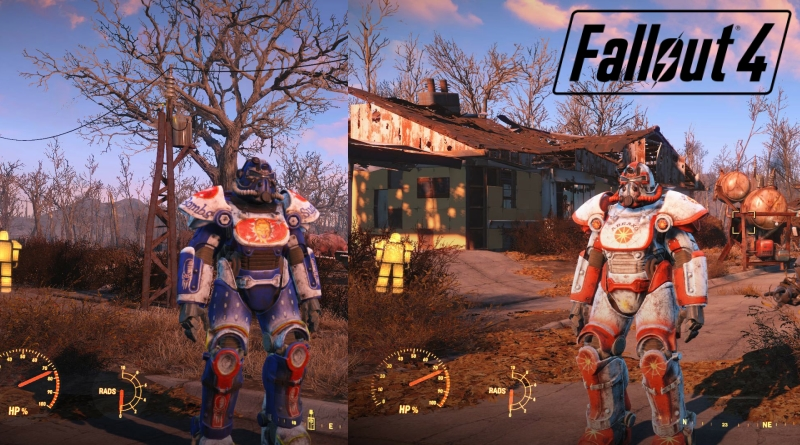 Fallout 4 New Contraptions Workshop Paint Jobs