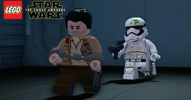 Lego Star Wars The Force Awakens Takodana Carbonite Locations