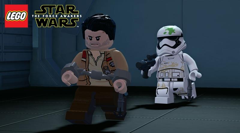 Lego Star Wars The Force Awakens Takodana Carbonite Locations