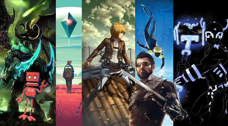 Top 10 Video Games Coming in August