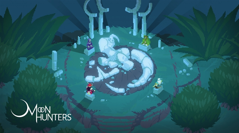 Top 10 Video Games Coming in July - Moon Hunters