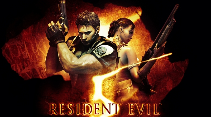 Top 10 Video Games Coming in July - Resident Evil 5 HD