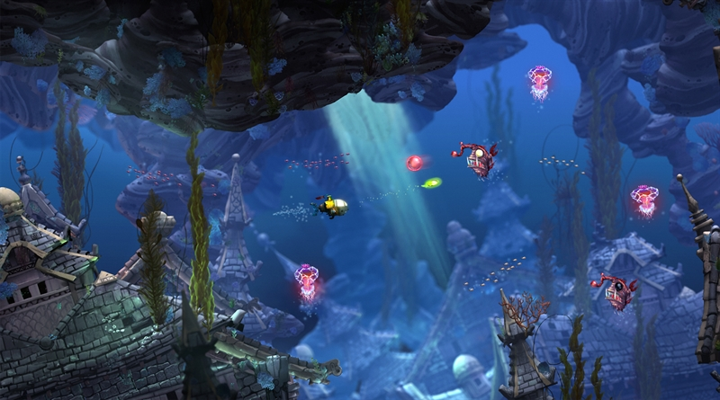 Top 10 Video Games Coming in July - Song of the Deep