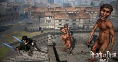 Attack on Titan Game Walkthrough