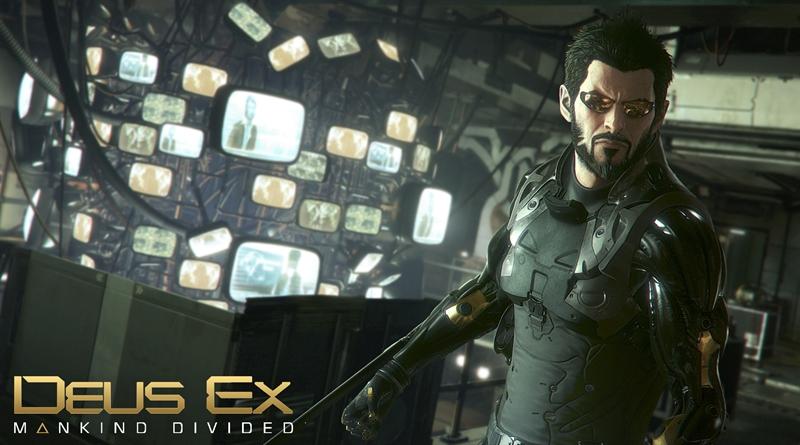 Deus Ex Mankind Divided Controls List