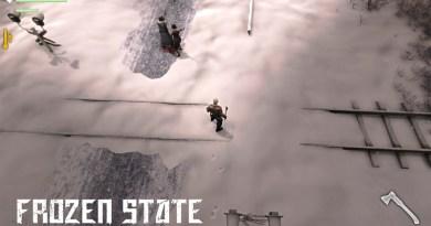 Frozen State Walkthrough