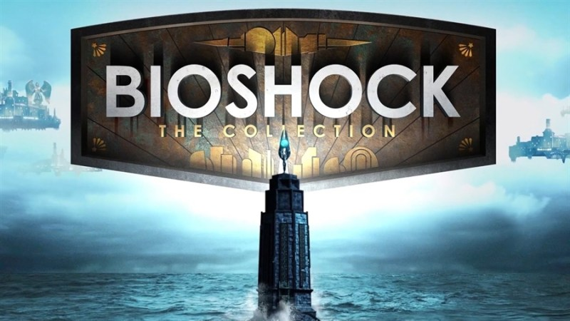Top 10 Best Games of September 2016 - Bioshock The Collection