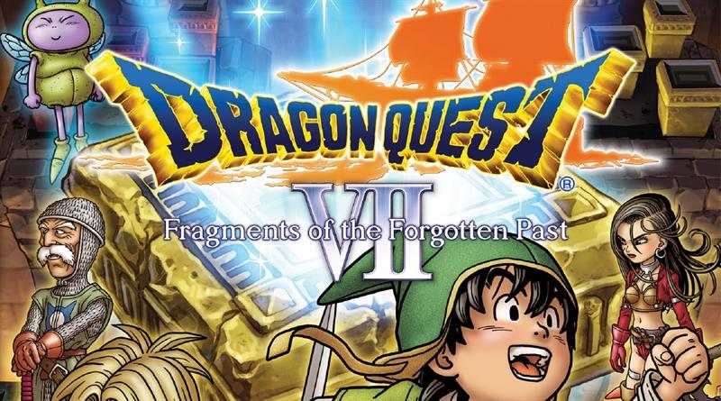 Dragon Quest 7 Fragments of the Forgotten Past Walkthrough