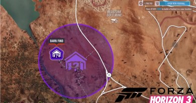 Every Barn Find Location in Forza Horizon 3