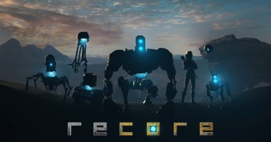 Collectible Locations in ReCore