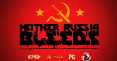 Mother Russia Bleeds Walkthrough