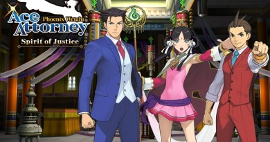Phoenix Wright Ace Attorney Spirit of Justice Walkthrough
