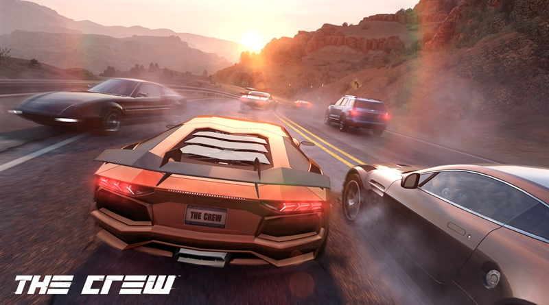 The Crew is Free on PC Now