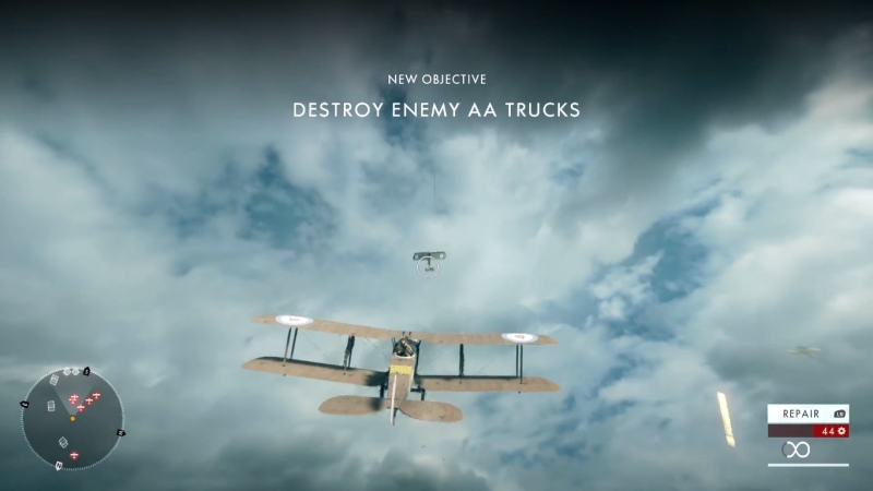 Battlefield 1 Review - Vehicles and Planes