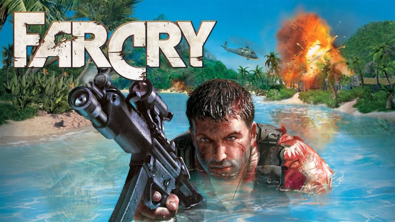 Best Low End PC Games - Far Cry 1