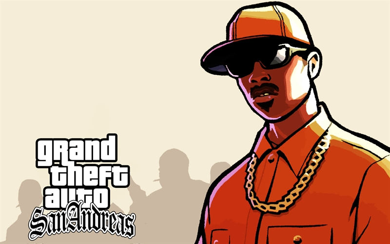Best Low End PC Games - GTA San Andreas