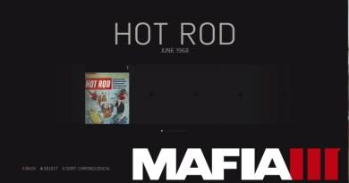 Every Hot Rod Magazine Location in Mafia 3