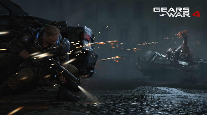 Gears of War 4 Issues Crashes and Fixes